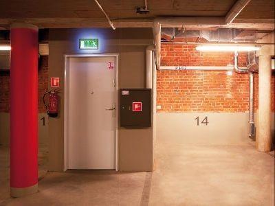 Drzwi specjalistyczne do pomieszczeń gospodarczych