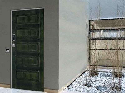 Drzwi wejściowe antywłamaniowe B-30