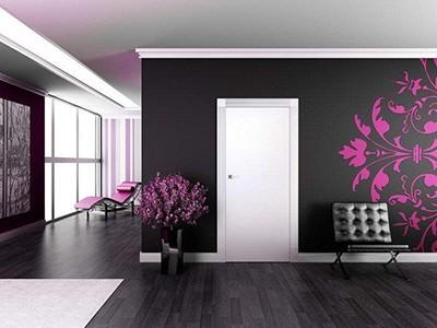 Drzwi wewnętrzne malowane E-4 E