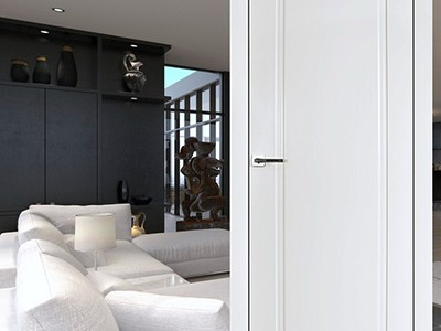 Drzwi wewnętrzne malowane Soft 1