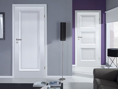 Drzwi wewnętrzne malowane Vertigo