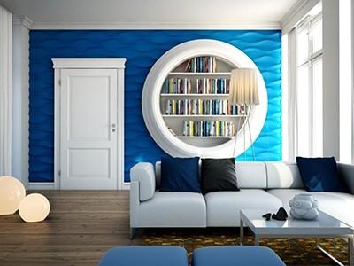 Drzwi wewnętrzne białe Modern