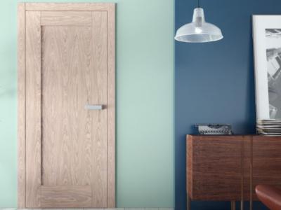 Drzwi malowane z II grupy w cenie I