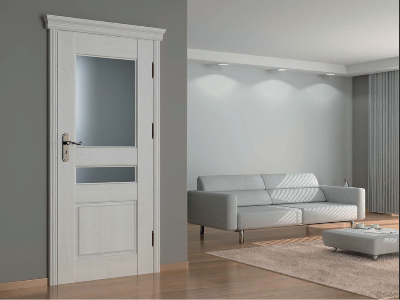 Drzwi wewnętrzne laminowane Barou W-4