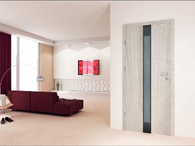 Drzwi wewnętrzne laminowane Tuluza