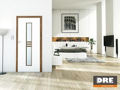 Drzwi wewnętrzne malowane DUO