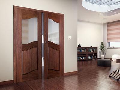 Drzwi wewnętrzne podwójne TREVI