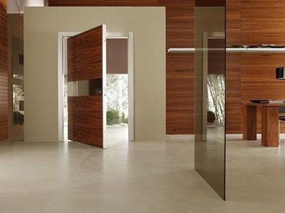 Drzwi wewnętrzne drewniane Pivot