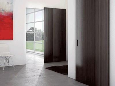 Drzwi wewnętrzne przesuwne system Magic