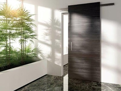 Drzwi wewnętrzne przesuwne system Minima