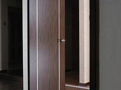Drzwi wewnętrzne przesuwno - obrotowe Ergon