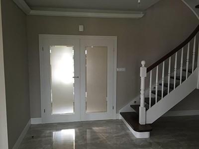 Drzwi wewnętrzne malowane D-4 E