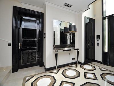 Drzwi wewnętrzne Art- Deco kaskada