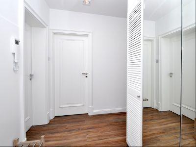 Drzwi wewnętrzne białe Graff