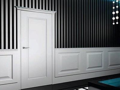 Drzwi wewnętrzne lakierowane Corona