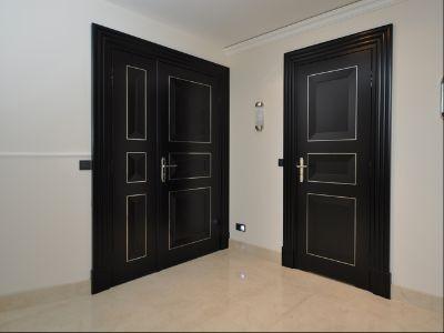Drzwi wewnętrzne lakierowane połysk