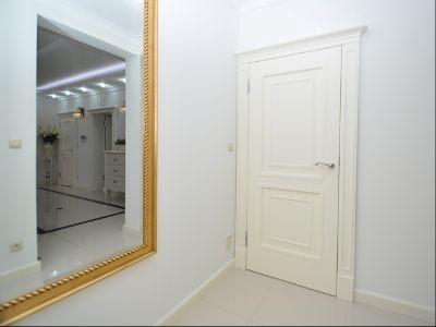 Drzwi wewnętrzne malowane Korona