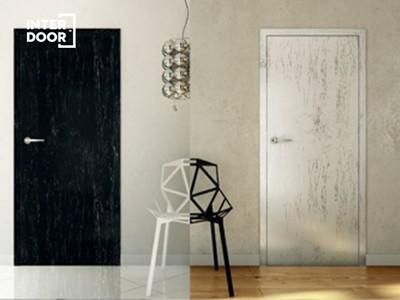 Drzwi wewnetrzne w okleinie pantynowane