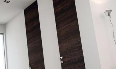 Drzwi  wysokie fornirowane do sufitu
