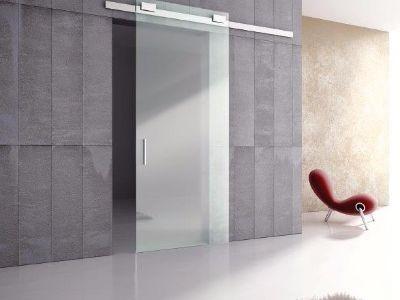 Drzwi przesuwne szklane system AIR Still Arte