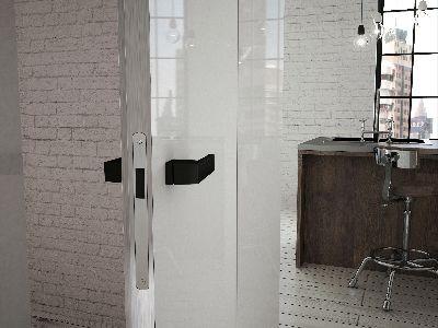 Drzwi wewnętrzne Future białe Entra