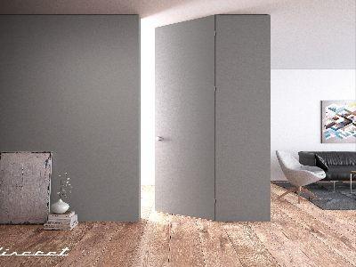Drzwi z ościeżnicą diseret