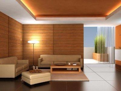 obudowa ścian panelami drewnianymi