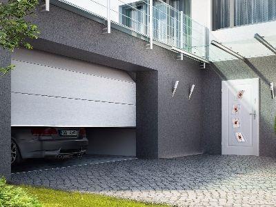 Drzwi zewnętrzne passive 10s5