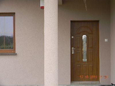 Drzwi zewnętrzne antywlamaniowe Genna