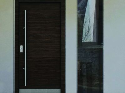 Drzwi zewnętrzne antywlamaniowe Royal