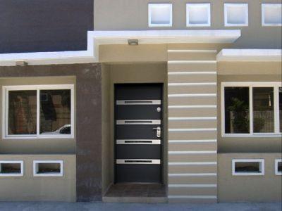 Drzwi zewnętrzne stalowe linea 4