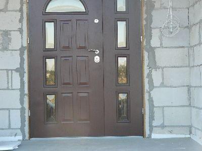 Drzwi zewnętrzne wzmocnione Genna