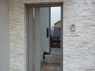 Drzwi zewnętrzne energooszczędne TOP Design P11